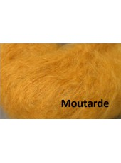 Pure mohair Caresse