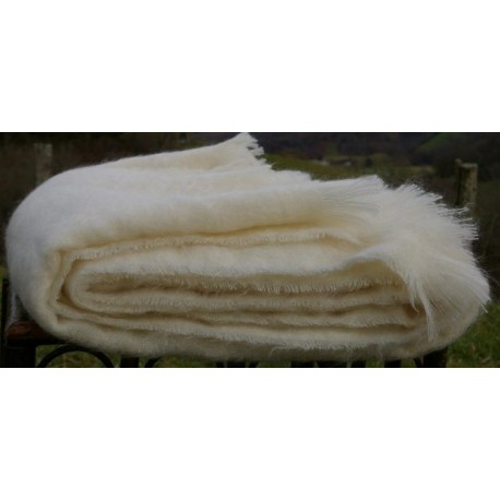 mohair coverage 2,4m x 2,6m