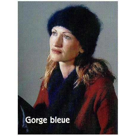 Gorge bleue