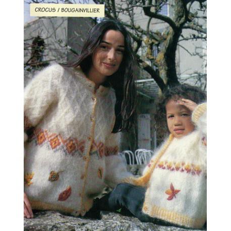 Modèles Caresse Enfant
